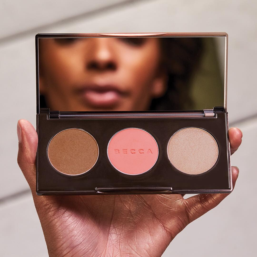 Becca Sunchaser Cheek Palette for Summer 2017