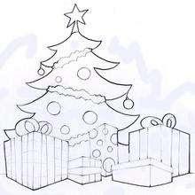 Dibujos Para Colorear Arbol De Navidad 20 Imagenes Navidenas Para