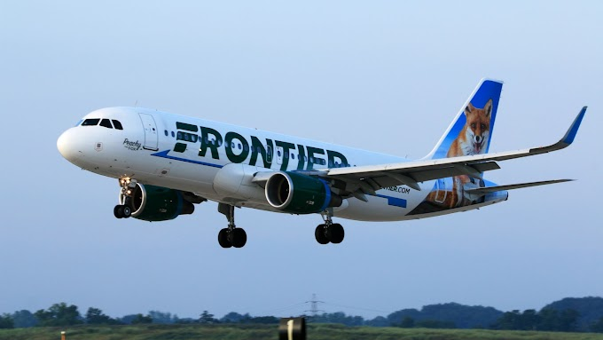 TREND ESSENCE: Frontier Airlines will fly you to Orlando for free -- if you have this name