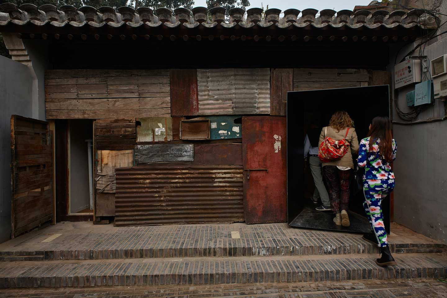 Micro-Housing: Hutong Experiments by Standard Architecture. Photo by Su Shengliang | Yellowtrace
