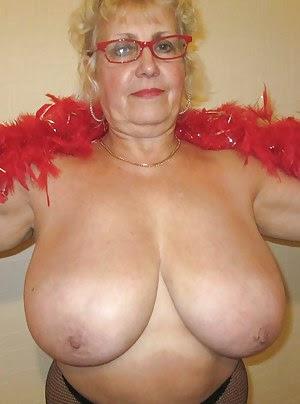 Granny Boobs Gallery