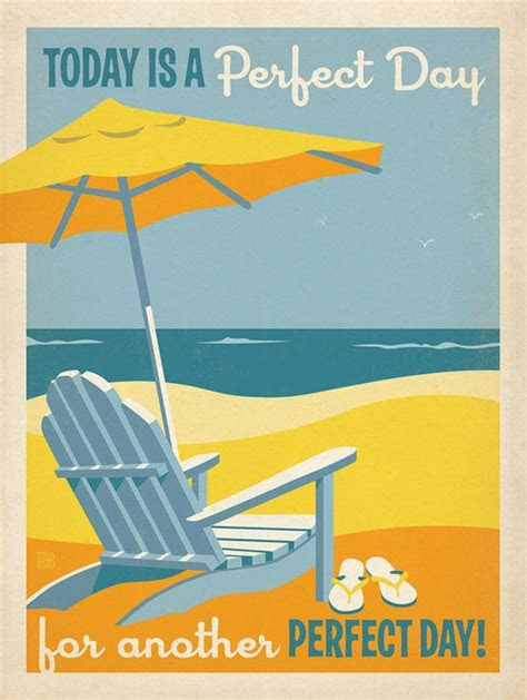 """Anderson Design Group   ?Another Perfect Day? Gallery Art Print, 18""""x24""""   View in Your Room"""
