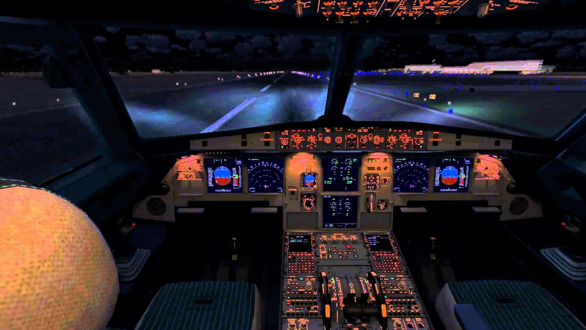 Airplane Cockpit Wallpaper HD 73+ images