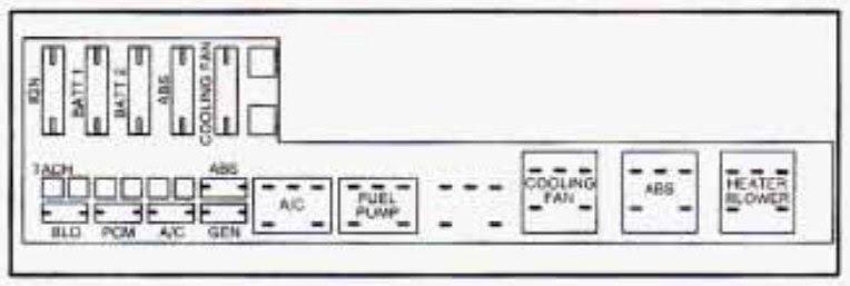 2004 Cavalier Fuse Diagram International Dt466 Engine Oil Diagram Bege Wiring Diagram