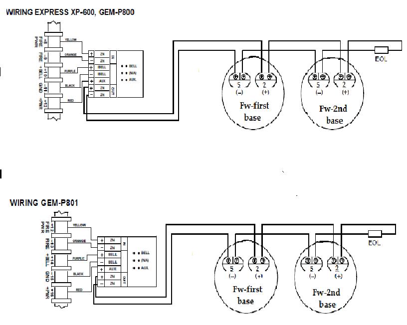Wiring Smoke Alarm Diagram