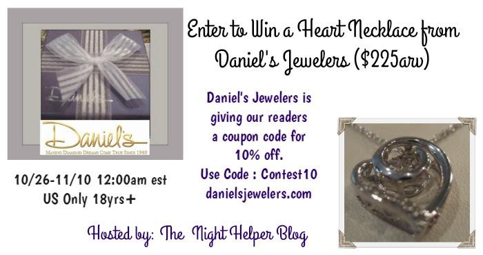 danielsjewelers giveaway