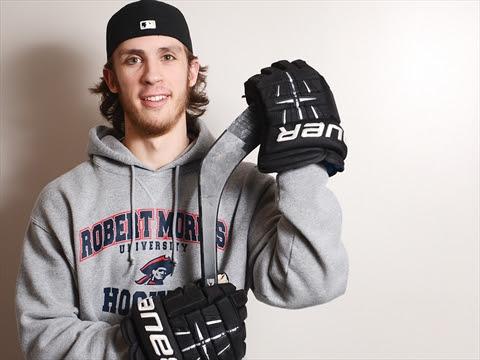 Ajax S Robert Powers Extends Junior Hockey Career Toronto Com