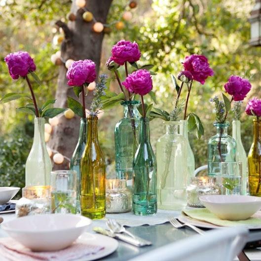 Summer Wedding Table