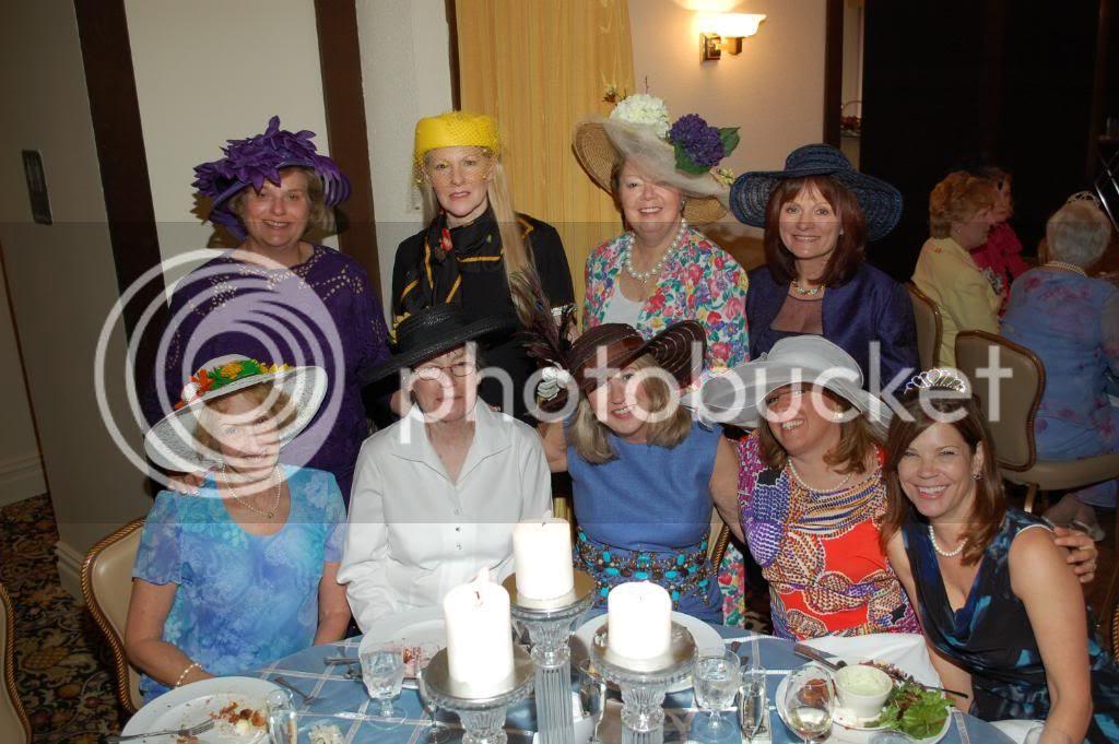 The Royal Wedding at The Smoke Rise Inn - Table 6