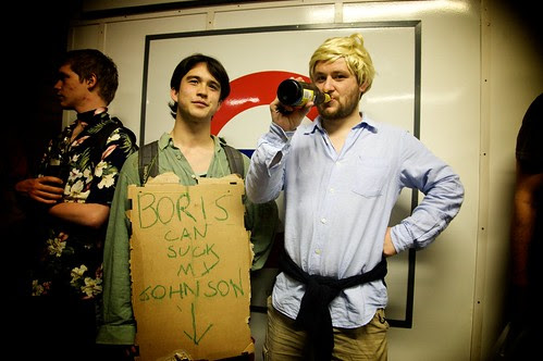 boris can suck my johnson by chutney bannister, on Flickr