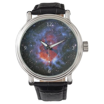 Stellar Nursery RCW120 - outer space picture Wrist Watches