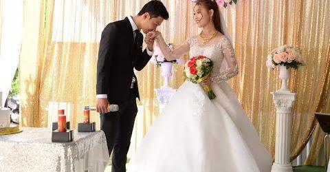 Chú rể gây xúc động khi hát HÃY LÀ CỦA RIÊNG ANH cực chất tặng cô dâu 🇻🇳287