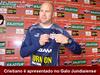 Velho conhecido, goleiro Cristiano é apresentado como primeiro reforço do Galo