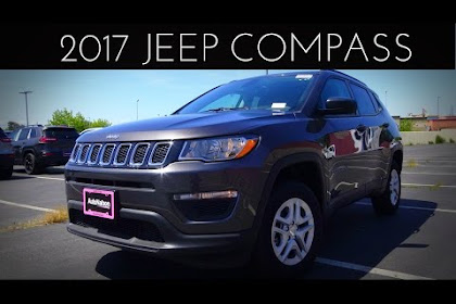 2017 Jeep Compass Sport Review