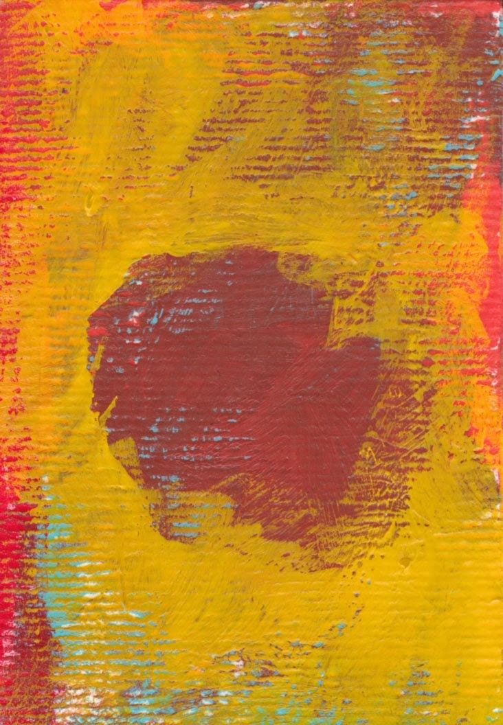Within - Original Fine Art ACEO