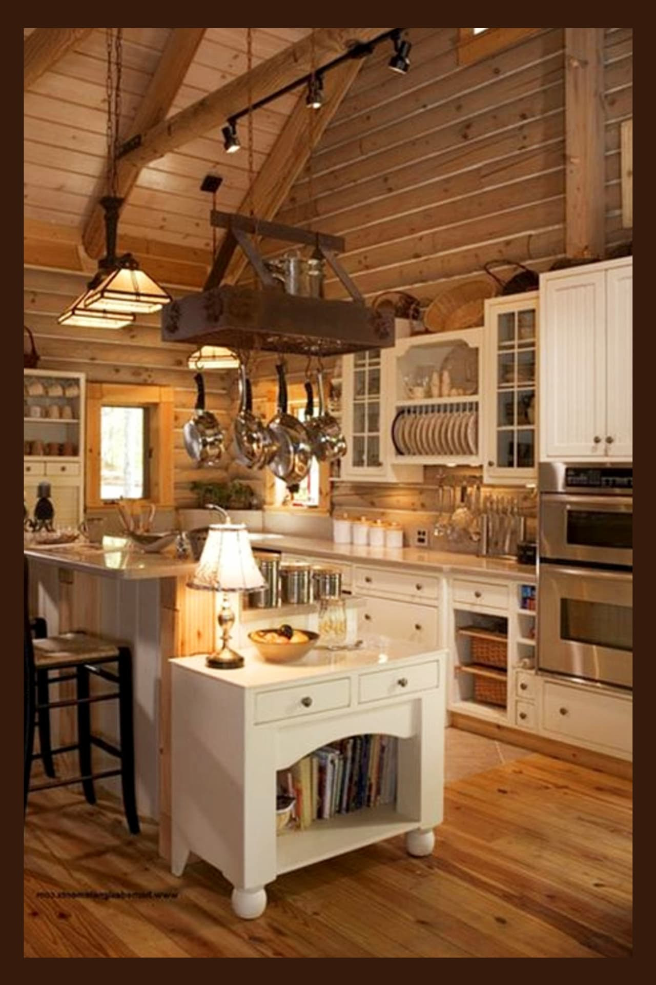 Small Cabin Kitchens Ideas New Image House Plans 2020