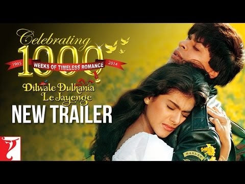 Dilwale Dulhania Le Jayenge songs Back2Back - Download mp4 3gp Videos