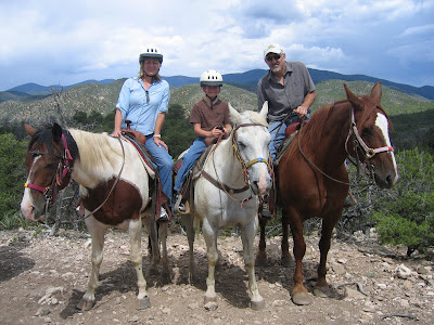 Horseback Riding at Bishop's Lodge