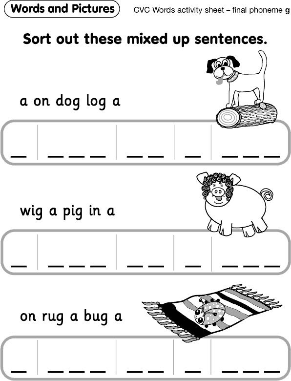 18 Best Images of Unscramble Math Worksheets - Sentence ...