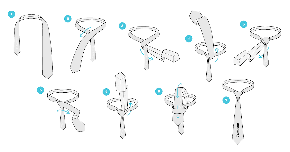 How To's Wiki 88: How To Tie A Tie Half Windsor