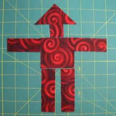 Cutting Main fabric