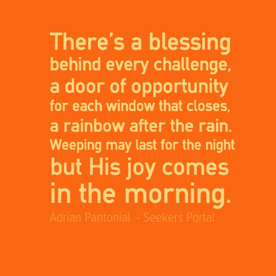 Quotes About Blessing In Disguise 51 Quotes