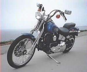 1996 Harley-Davidson Softail FXST FLST Manual