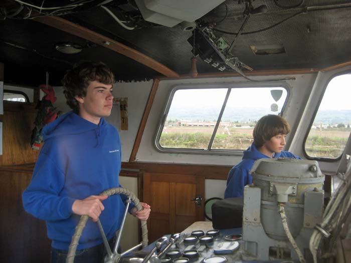 Scout Pilothouse