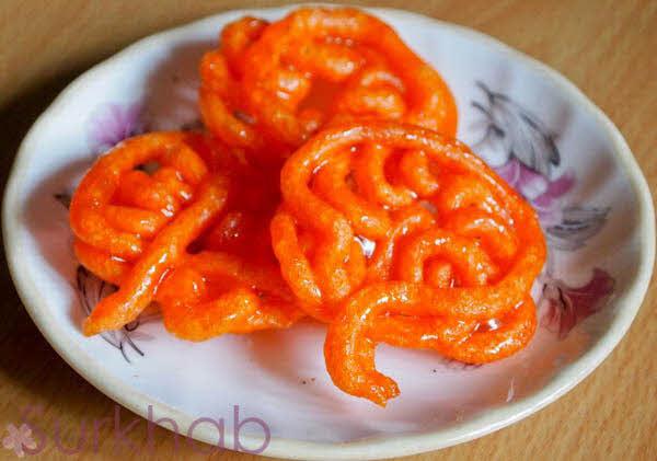 Indian Food Jalebi Indian Summer