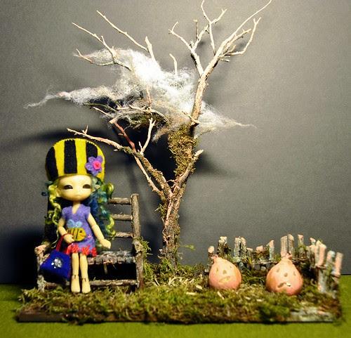 GID Halloween Scene