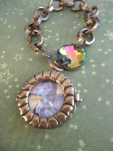 Jules Verne Inspired Bracelet! 4