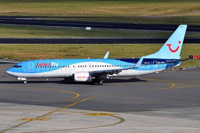 Jetairfly (TUI Airlines Belgium) Boeing 737-8BK WL OO-VAC (msn 33014) BRU (Karl Cornil). Image: 909458.