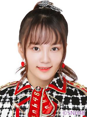 刘瀛 SNH48 TEAM NII成员 刘瀛