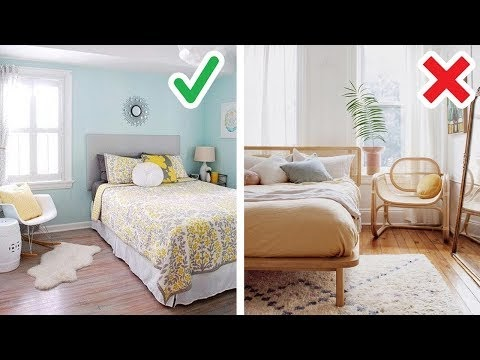 The Seven Infallible And Little-Known Tricks To Decorate A Small Room