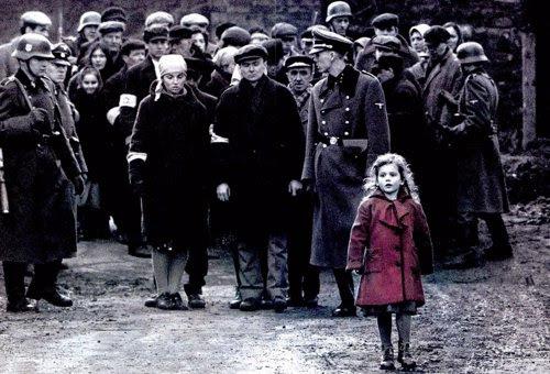 La niña de La lista de Schindler