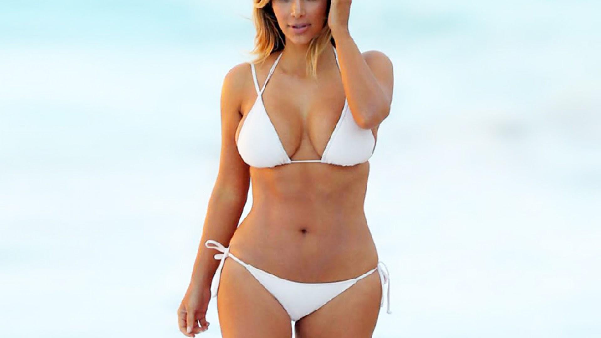 Kim Kardashian Hot Hd Wallpaper For Desktop And Mobiles Iphone 7