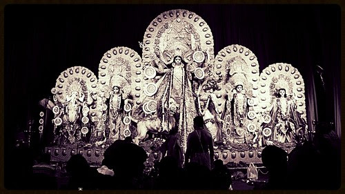 Bengal Club Durga Puja by firoze shakir photographerno1