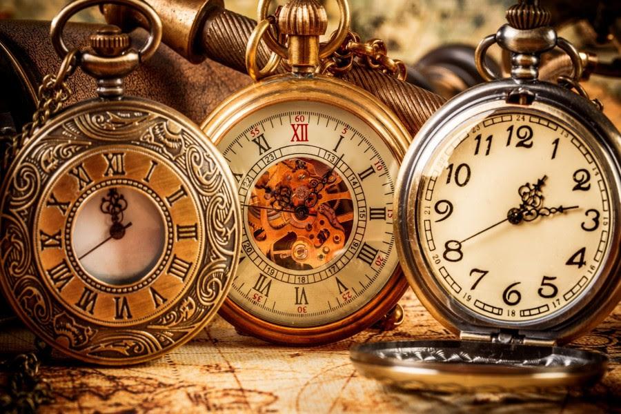 Relojes Antiguos Con Cadena 80169