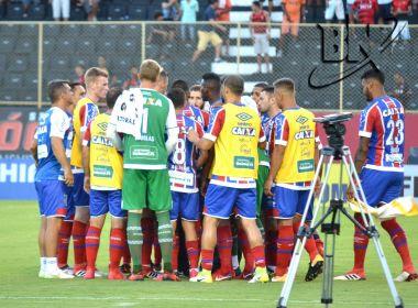 FBF declara Bahia como vencedor do clássico Ba-Vi