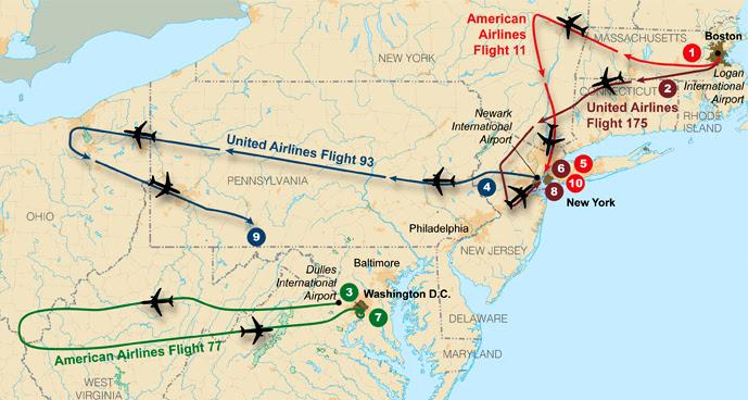 File:Flight paths of hijacked planes-September 11 attacks.jpg