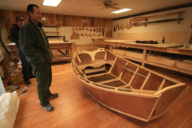 Tatman Wooden Mckenzie Drift boats | Flickr - Photo Sharing!