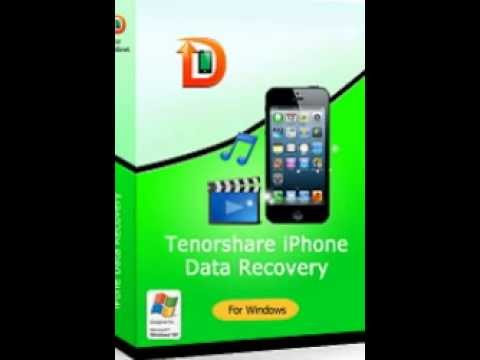 Tenorshare IPHONE Data Recovery Torrent Free Download  YouTube