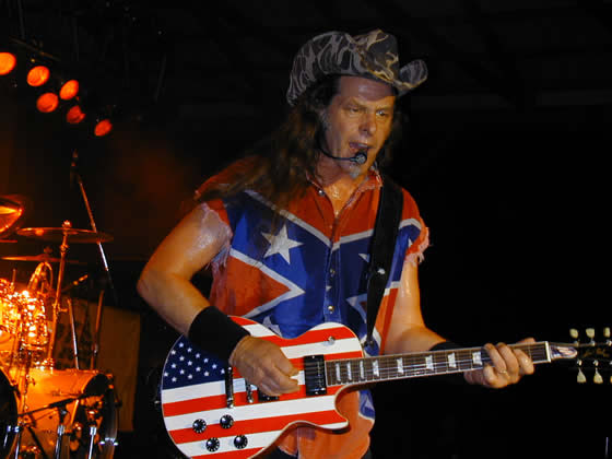 Absolutely hilarious Ted Nugent story