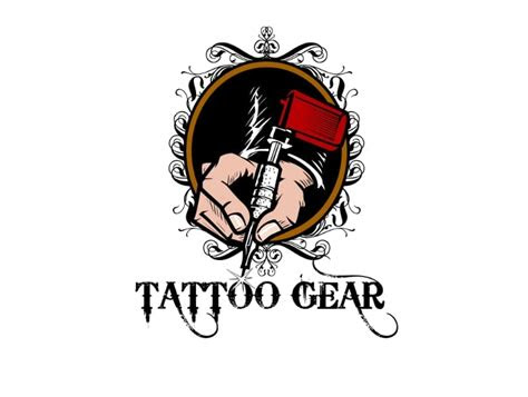 tattoo logo design logos  tattoo shops  tattooists