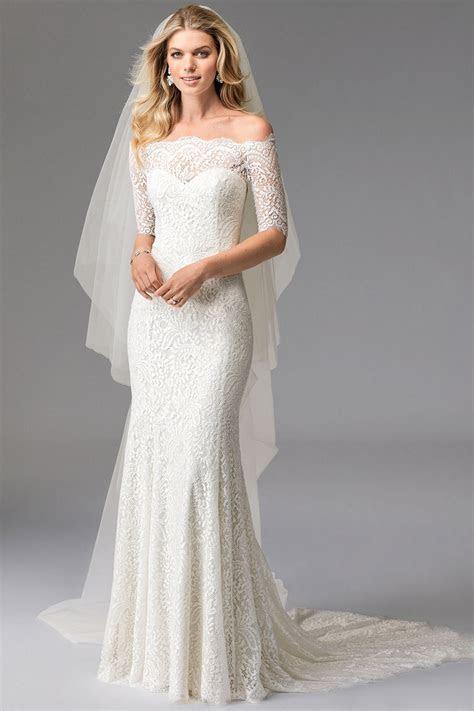 Wedding dresses with sleeves   Bridal Indulgence