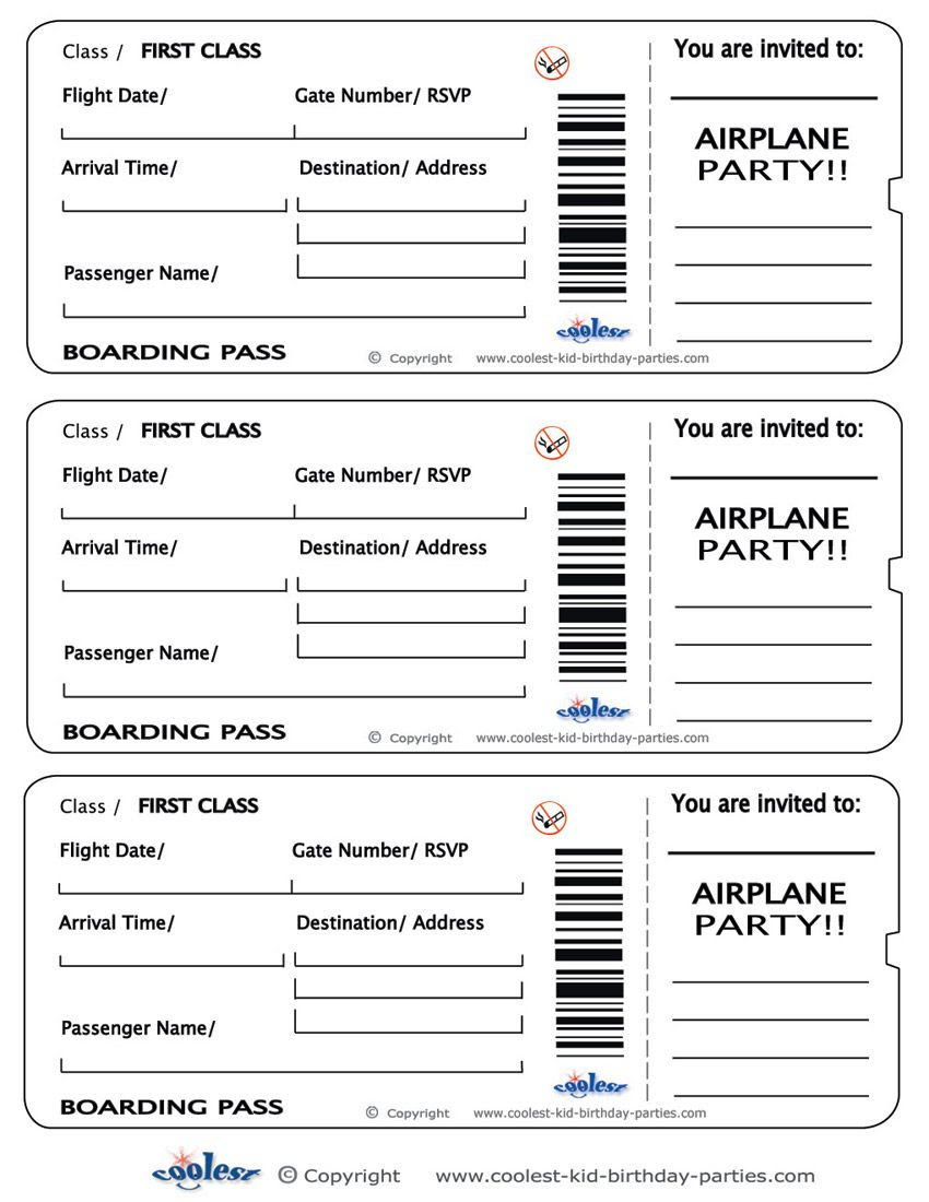 Ticket-O-Matic: Fake Airline Ticket Generator   Awesome, This is ...