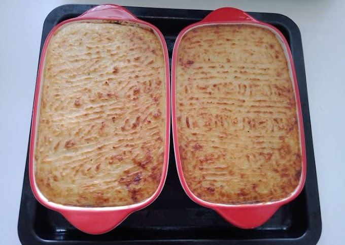 Resep Shepherd's Pie (cottage pie) Lezat