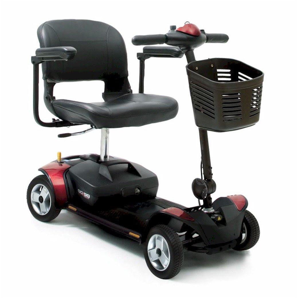 Orlando Scooter Rentals Go Go Sport 4 Wheel Scooter Rental
