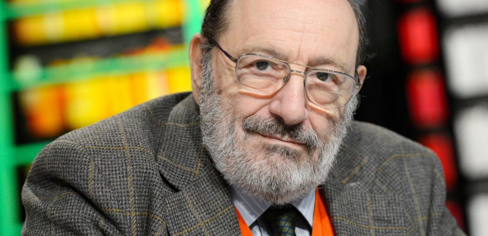 Umberto Eco BALTEL/SIPA