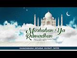 Ucapan Ramadhan 1442 H Marhaban ya Ramadhan